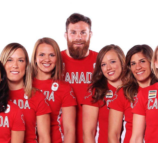 Kanada'nın Başarılı Sporcuları 2016 Yaz Olimpiyatların'da