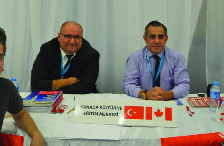 Kanada Kültür Merkezi; Kanada'nın Türkiye Yüzü