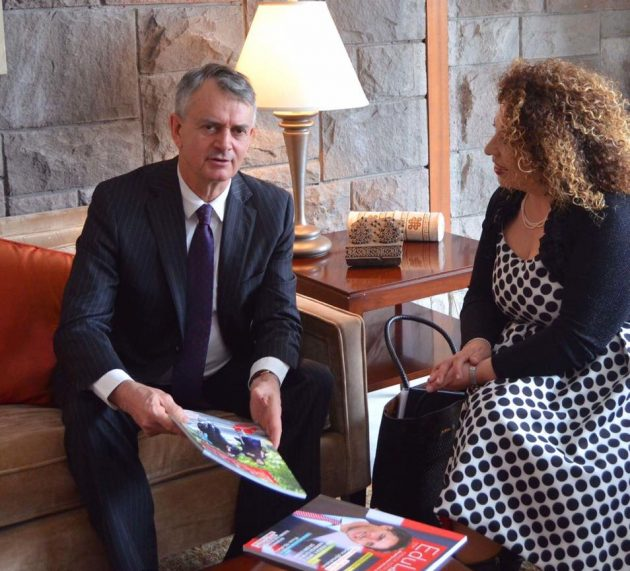 Interview With Honorable Canadian Ambassador Chris Cooter