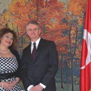 Kanada'nın Türkiye Büyükelçisi Saygıdeğer Chris Cooter Sorularımızı Yanıtladı