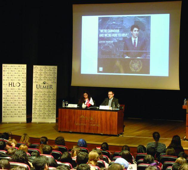 Türkiye Kanada İlişkileri