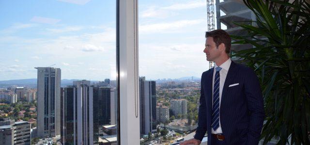 Kanada'nın İstanbul Konsolosu Ve Kıdemli Müsteşarı Christopher Wimmer Sorularımızı Yanıtladı