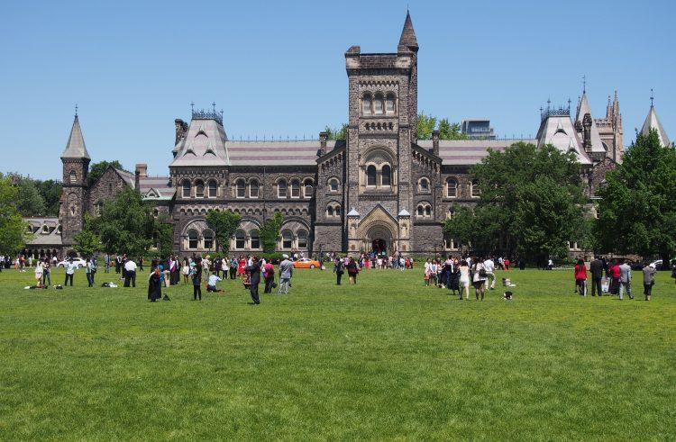 Kanada'da Üniversite Eğitimi