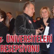 Kanada Üniversiteleri Mezunları Resepsiyonu